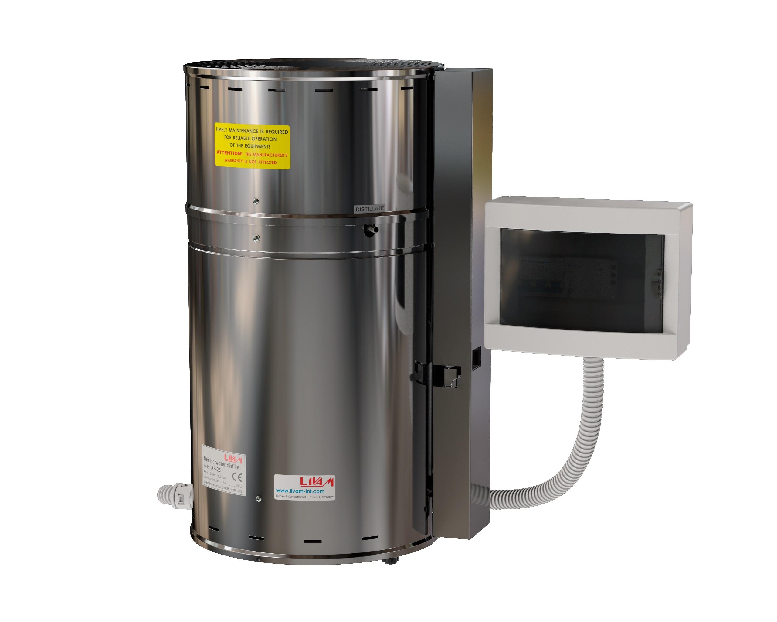 Livam AE-25 Water Distiller