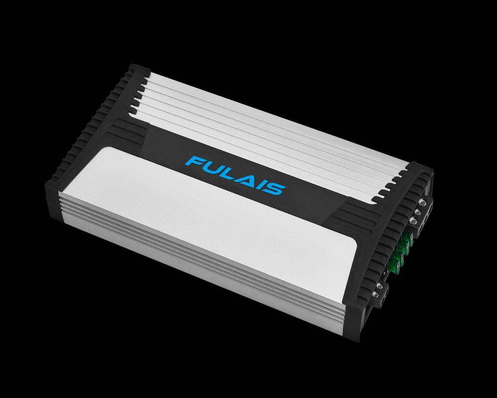 Car Audio RT 1200.1DR Digital Car Amplifier