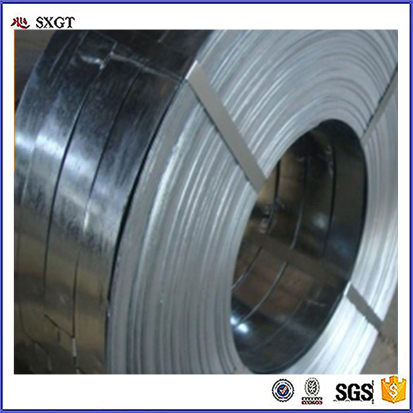 4mm thickness hot dipped galvanized steel strip for building materials