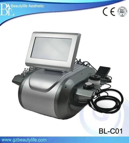 2016 new weight loss Cavitation rf vacuum equipment