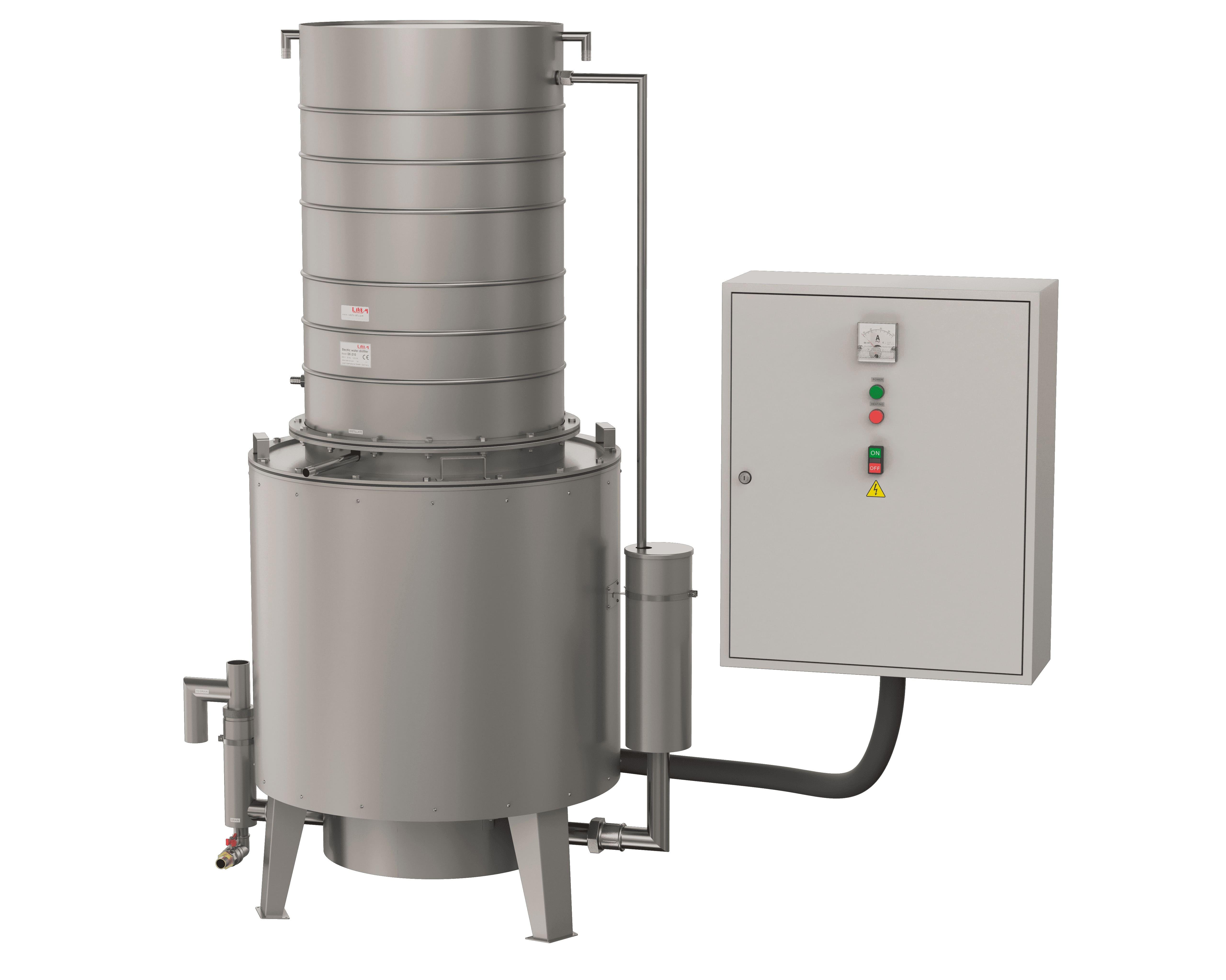 Livam DE-210 Distilled water machine