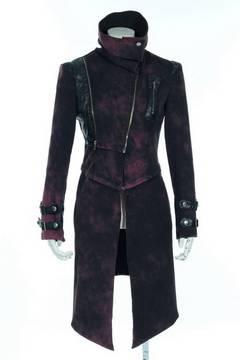 Red Queen's Black Legion Newest Gothic Men's Jacket