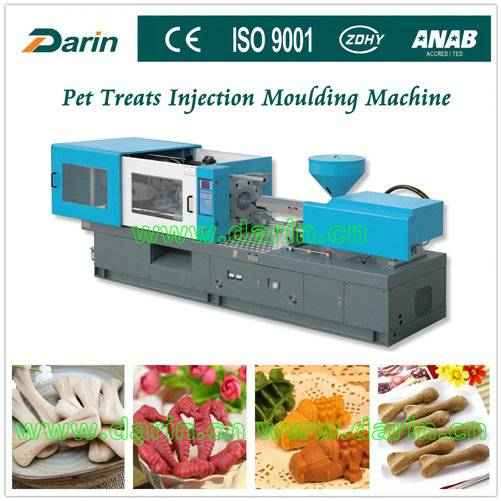 Pet Treats Injection Moulding Machine