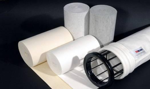 JiangSu AoKai bag filter housing polyeste needle felt