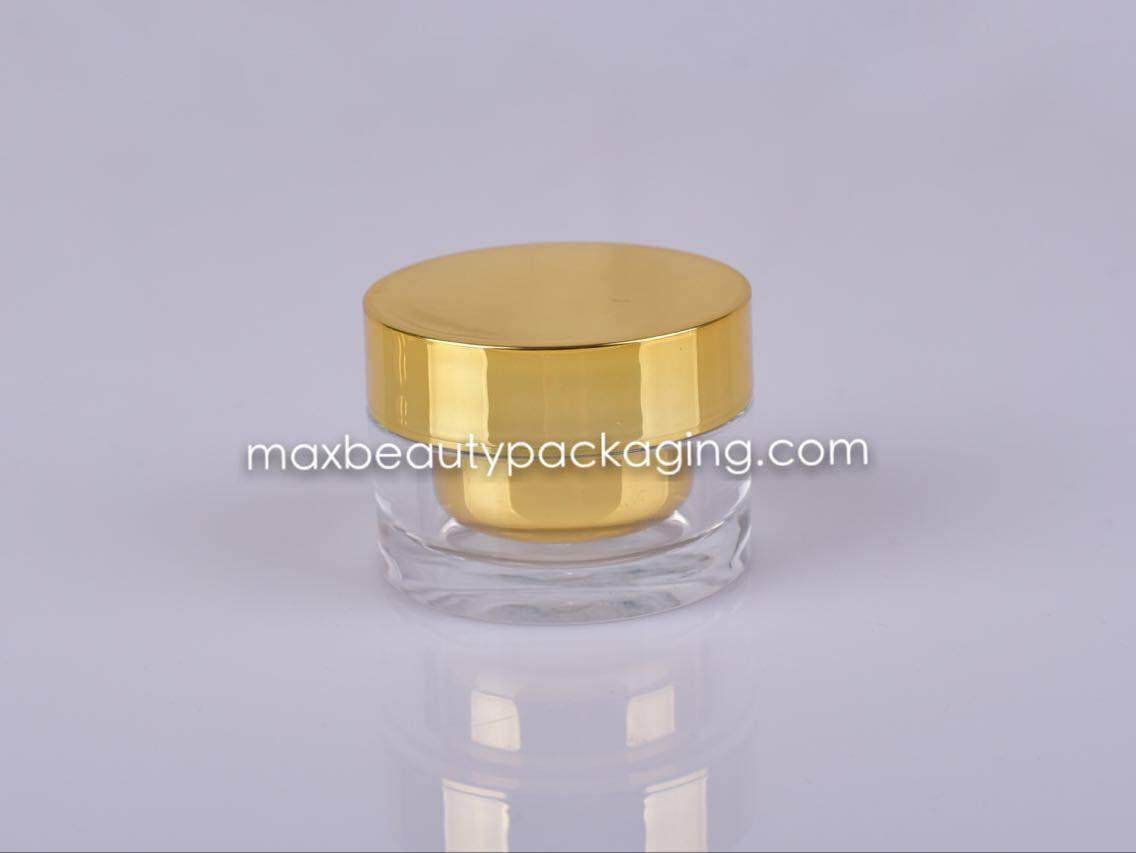 top quality Cream Jar Acrylic cream jar 15g 30g 50g