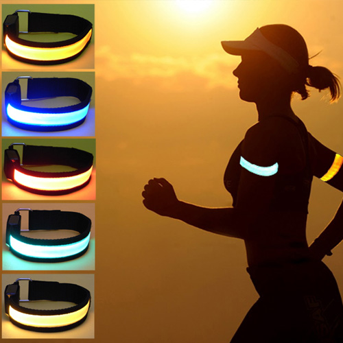 Best Sale Led Wristbands for Night Exercisers Glow Wristbands