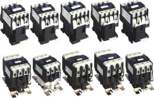 Motor starter Magnetic Contactor CJX2 LC1