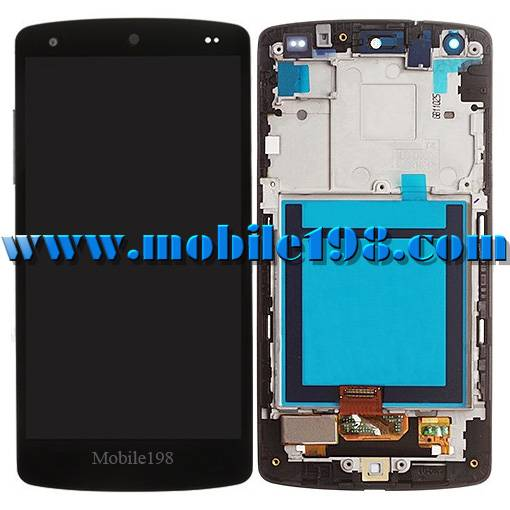 LCD Screen and Digitizer with Front Housing for LG Nexus 5 D820