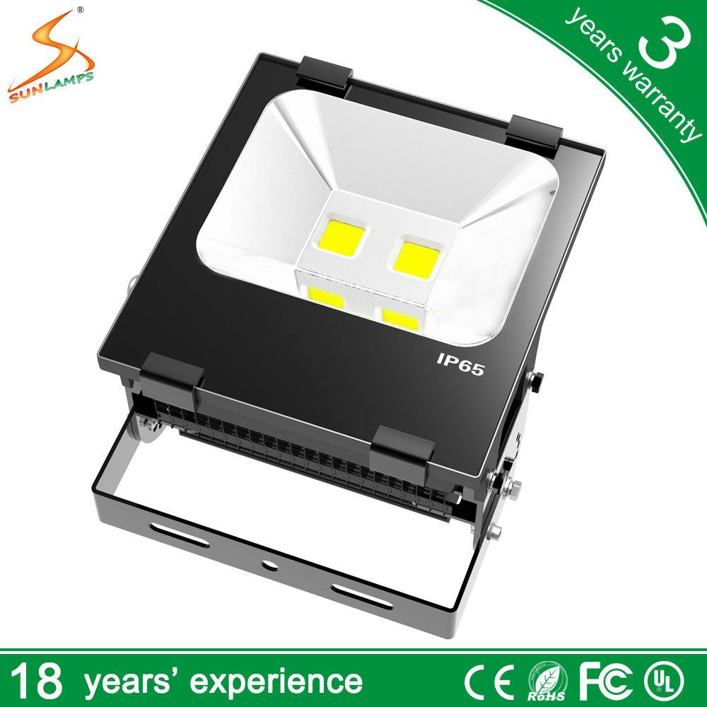 sunlamps rohs certification christmas light and decorative light for new design 100w led flood light
