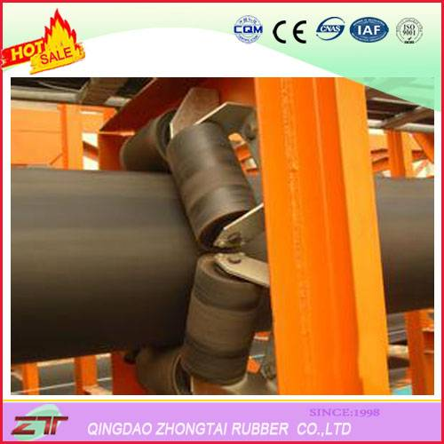 Pipe Conveyor Belt for Coal Mining