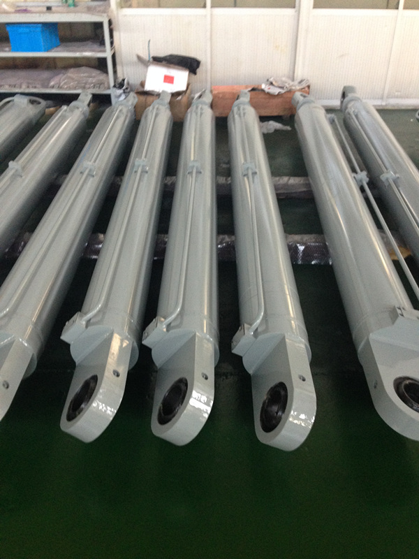 50 ton two-way hydraulic cylinder