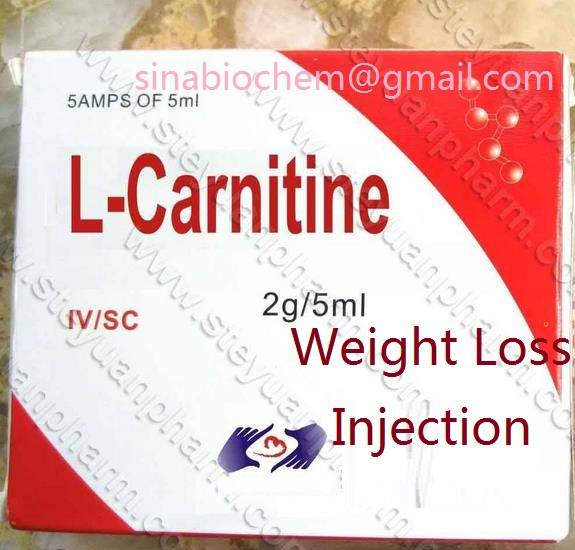 L-carnitine injection