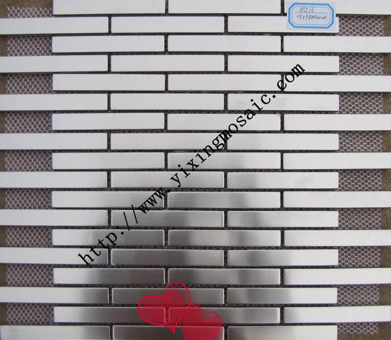 Foshan Yixing metallic mosaic tile,wall paper, construction material