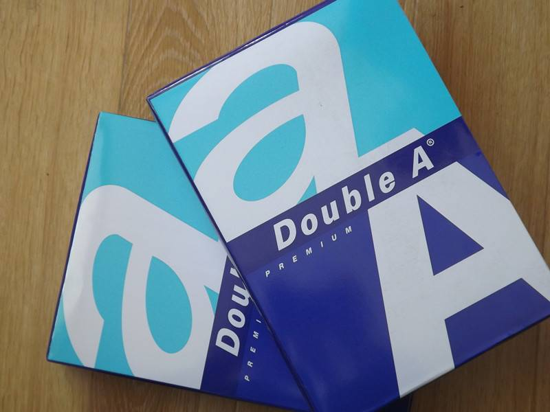 Double A 100% wood pulp a4 80g printing paper 210mm X 297mm
