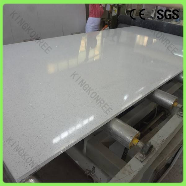 Non radioactive artificial quartz stone