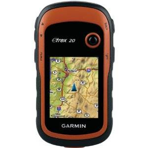 Garmin eTrex 20 Portable Handheld GPS Device