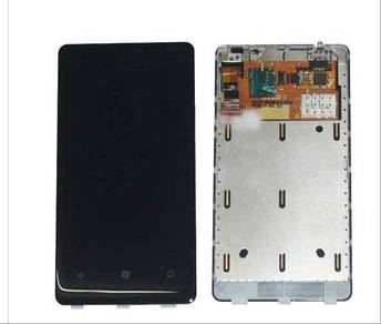 For Nokia Lumia 800 lcd with digitizer touch screen for replacement