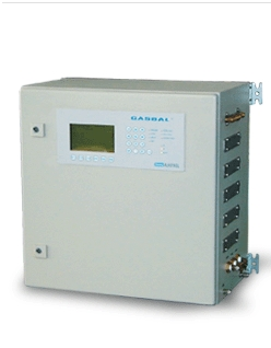 Fixed Gas Sampling System