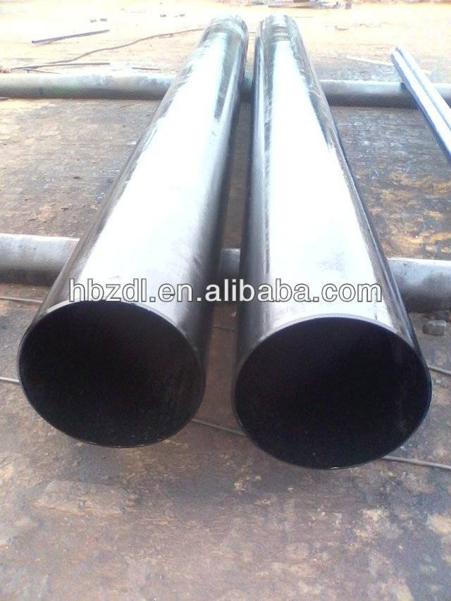 "24"" API 5L SCH40 Seamless Steel Pipe"