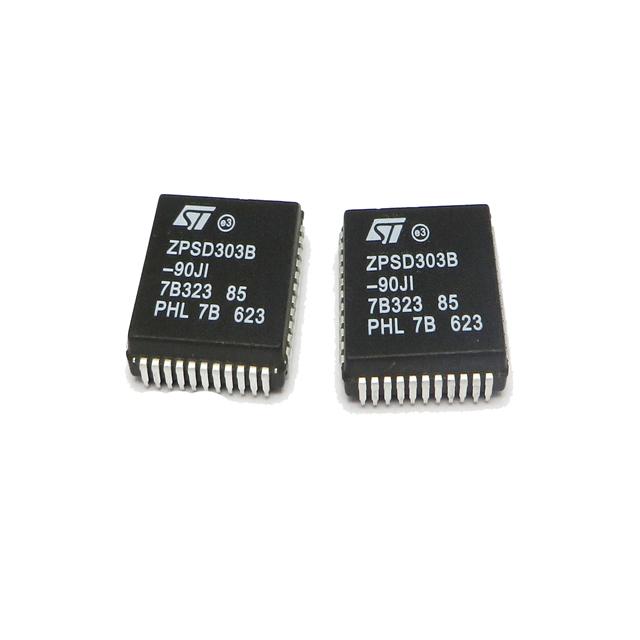 ZPSD303-B-90JI,STMicroelectronics,CPLD 5V 44-Pin PLDCC