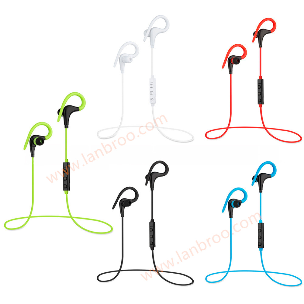 hot selling bike bluetooth sport earphone