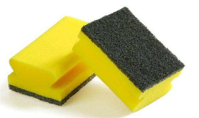 High Quality Kitchen Pot Dishwashing Sponge Pad