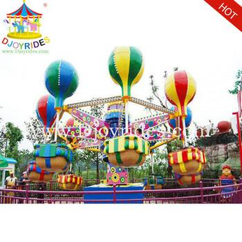 Samba Balloon Ride