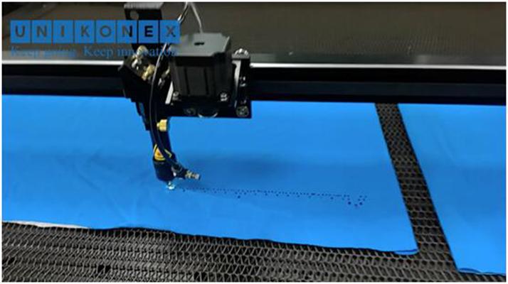 Fabric cutting, Cloth cutting, Textile cutting , laser cutter