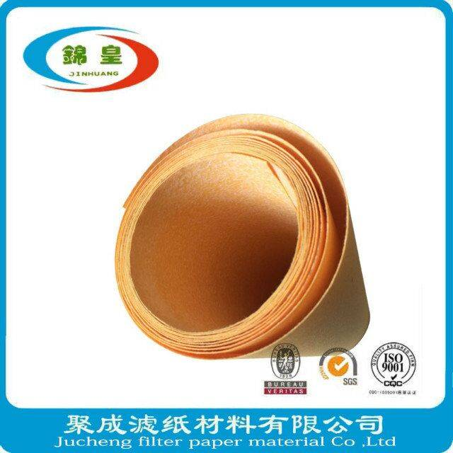 Auto industry composite filter paper