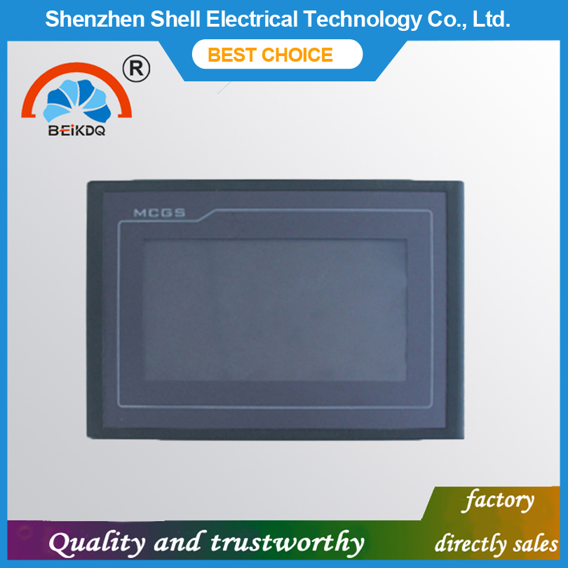 Kunlun on state MCGS 7 inch TPC7062KX embedded integrated touch screen