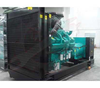 640KW Cummins Generator Set