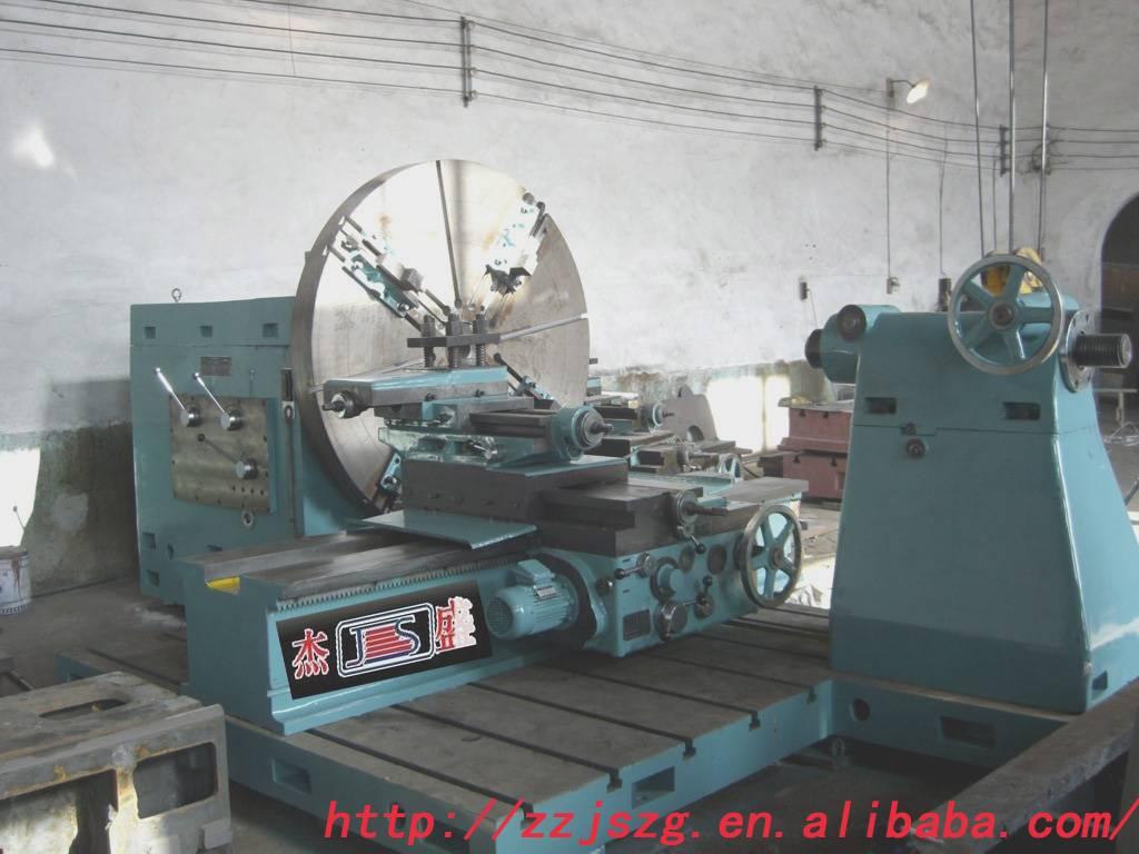 machine manufacturers used wood lathe CNC face Lathe CK64200