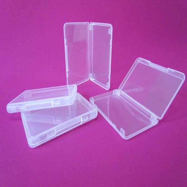 Plastic name card case