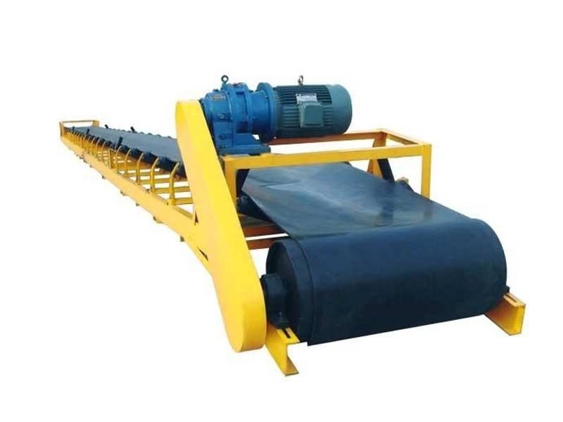 Belt conveyor, Mining conveyors