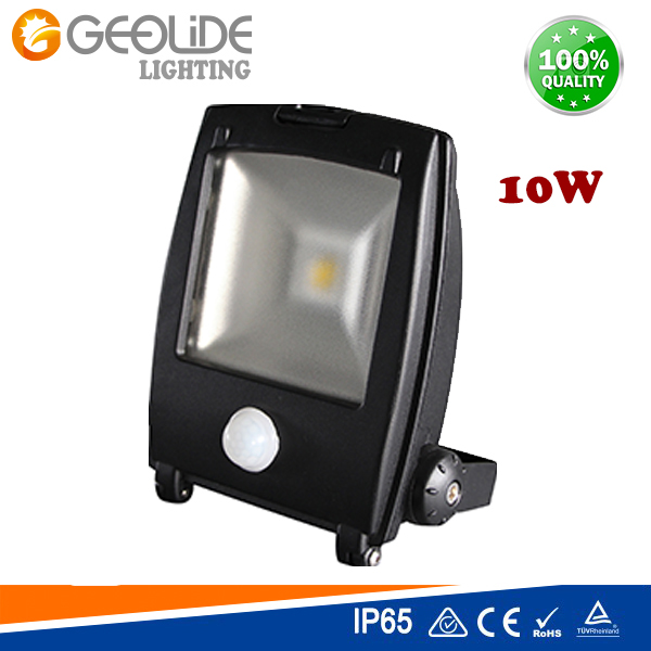 Quality 10W-50W Outdoor LED Floodlight for Park with Ce (Flood Lighting 110PIR-10W-50W)