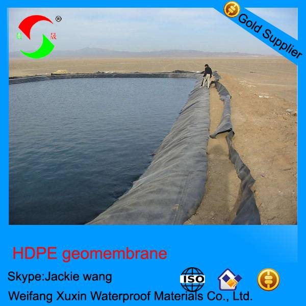 2mm hdpe geomembrane liner