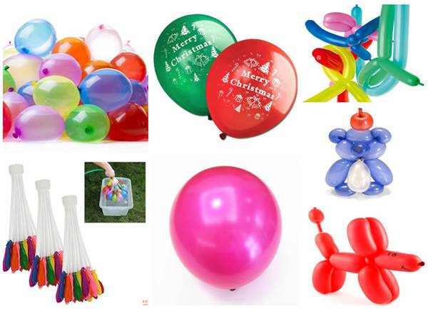 wholesale cheap long latex balloons 2015