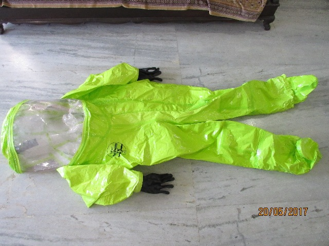 marine protective suit