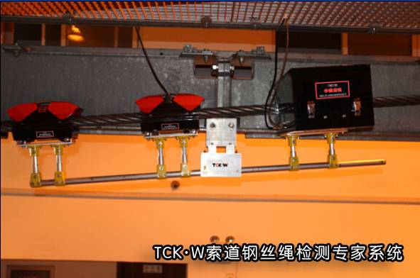 Wire Rope Robotic Inspection Expert System