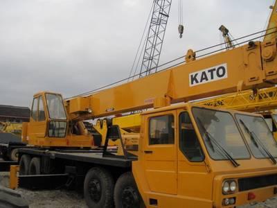KATO  NK300 used kato 30ton truck mobile crane used kato crane 30ton crane