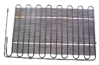 Wire  tube type condenser