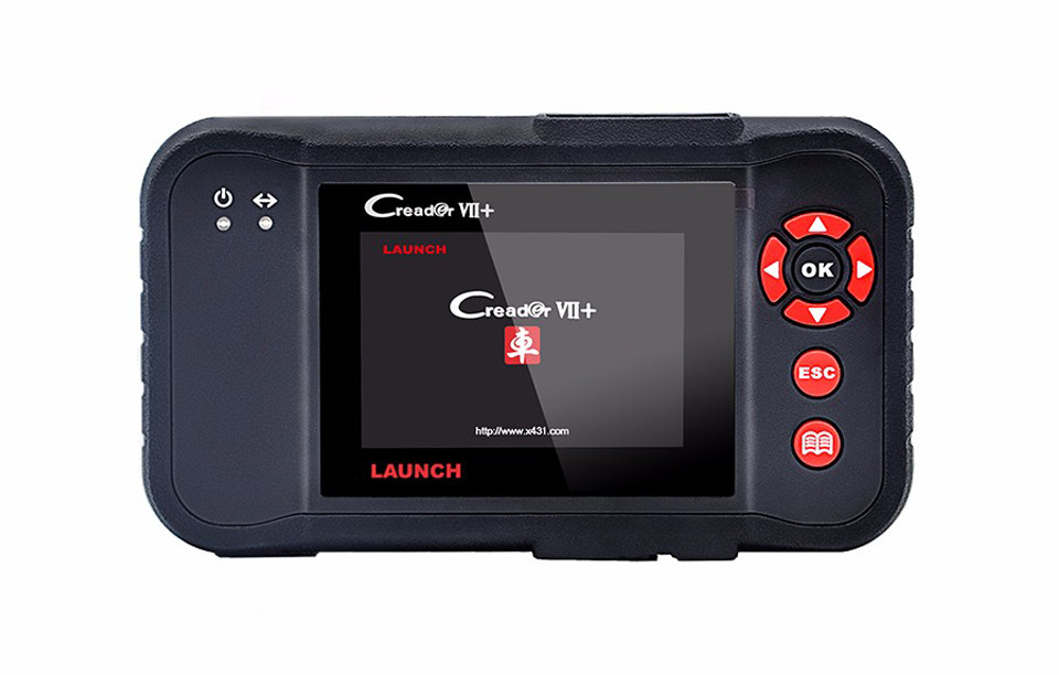 LAUNCH Auto Code Reader 7 Launch X431 Creader VII Plus Update Via Offical Website
