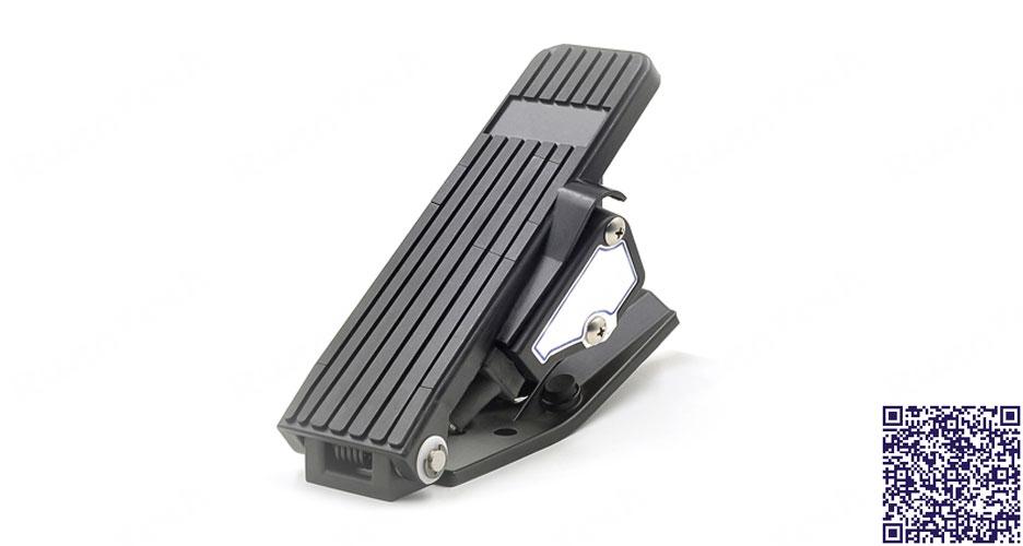 RunnTech F200 Seris Proportional Electronic Floor Pedal with Hall Non-contact Sensor