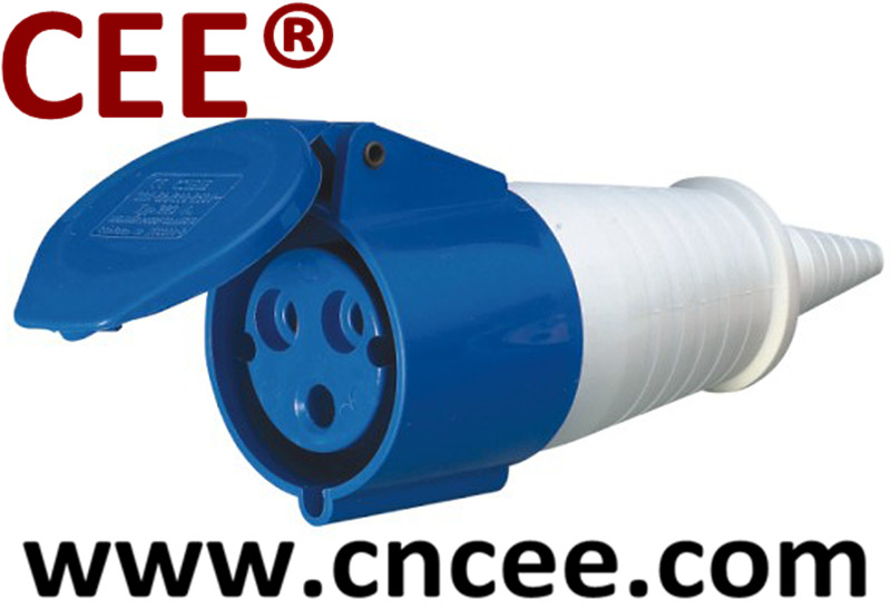 CEE® Industrial Connector Cone-Shaped