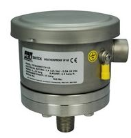 Capsule Type Pressure Switch - TETROSWITCH CS