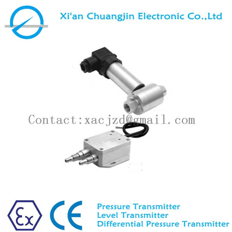 Low Pressure 4-20mA Differential Pressure Transmitter
