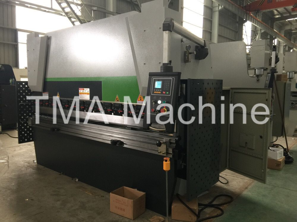 TMA Machine WC67Y Electro Hydraulic Press Brake,Bending Machine,