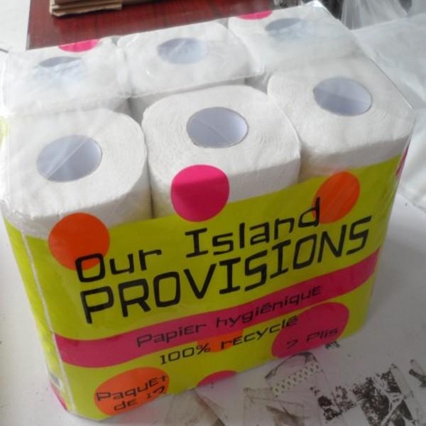 toliet tissue paper