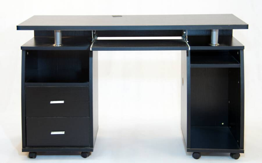 PC melamine wood office furniture
