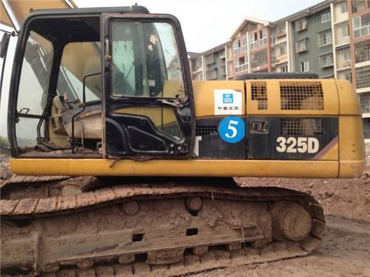 Used cat 325D excavator